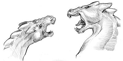 Pernese dragons