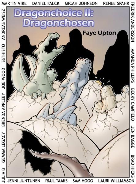 Dragonchoice 2: Dragonchosen cover