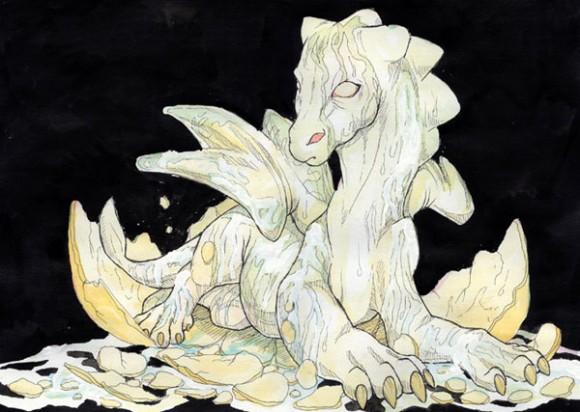 Queen dragonet